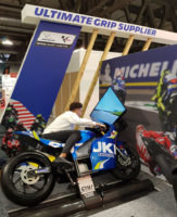 Michelin: 9 new two-wheeler tyre lines in 2020