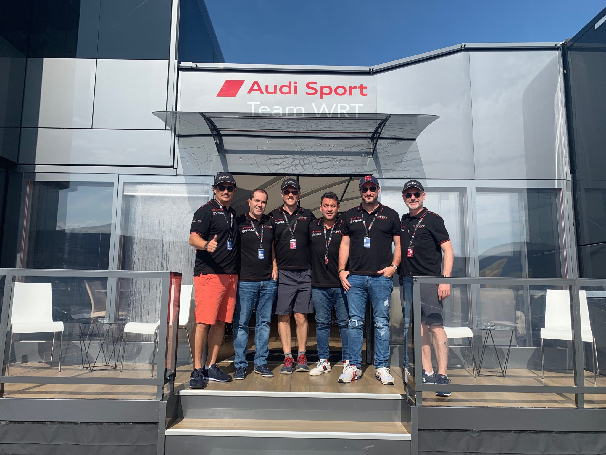 Vipal TCR Europe in Barcelona 2019