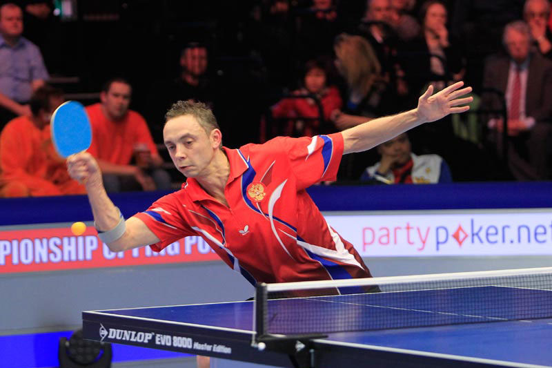 Pace Tyres sponsor players at international Ping Pong Championship