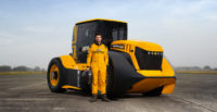 How Ricardo contributed to JCB's world speed record-breaking tractor