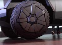 Goodyear Tesla Tyres