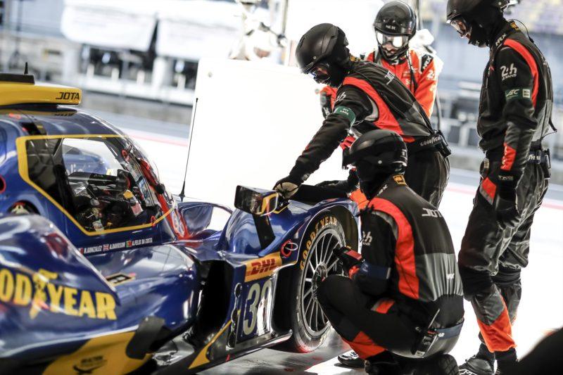 Goodyear takes first World Endurance win at Shanghai 4h