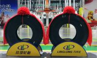 Hubei Linglong initiates truck tyre production