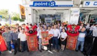 Points S Singapore opening