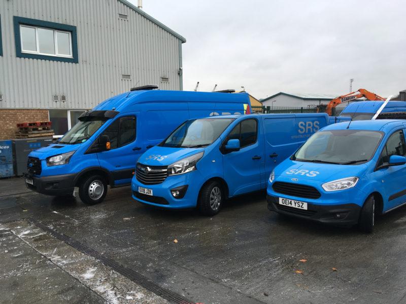 Sonic Rail Services fits Michelin Agilis CrossClimate tyre