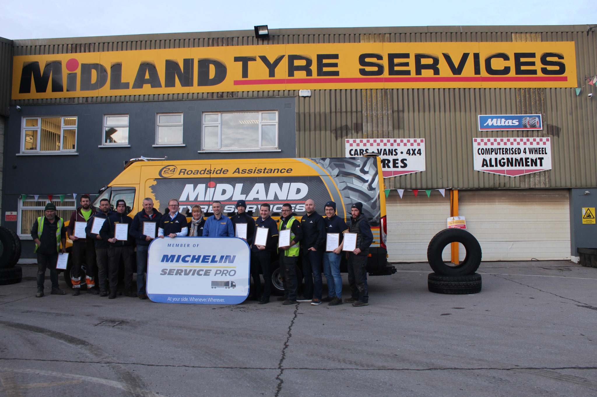 Michelin Midland Tyre Services