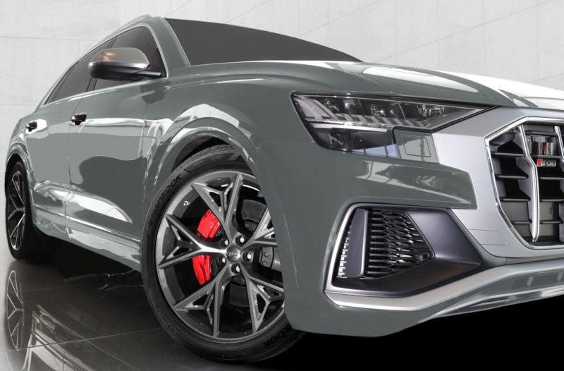 Hankook supplying OE tyres for Audi SQ8