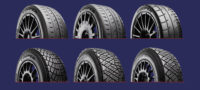 Cooper Tire Europe launches full rally tyre range