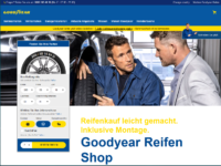 Goodyear starts direct online tyre retail in Europe