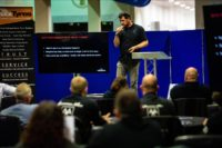 Traxx presents Vredestein to dealers at independents' conference