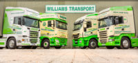 Goodyear signs five-year deal with R.D. Williams & Sons Haulage