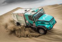 Goodyear exclusive tyre partner for top Dakar Rally teams