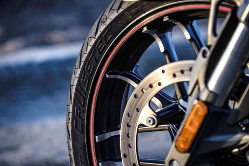 Metzeler Cruisetec exclusive tyre for Indian Challenger