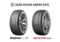 Kumho gains two further Good Design awards