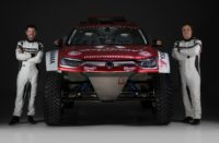 Ssangyong Motorsport fits Yokohama Geolandar on 2020 Dakar Rally