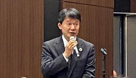 Yokohama Rubber Member of the Board and Managing Officer Gota Matsuo