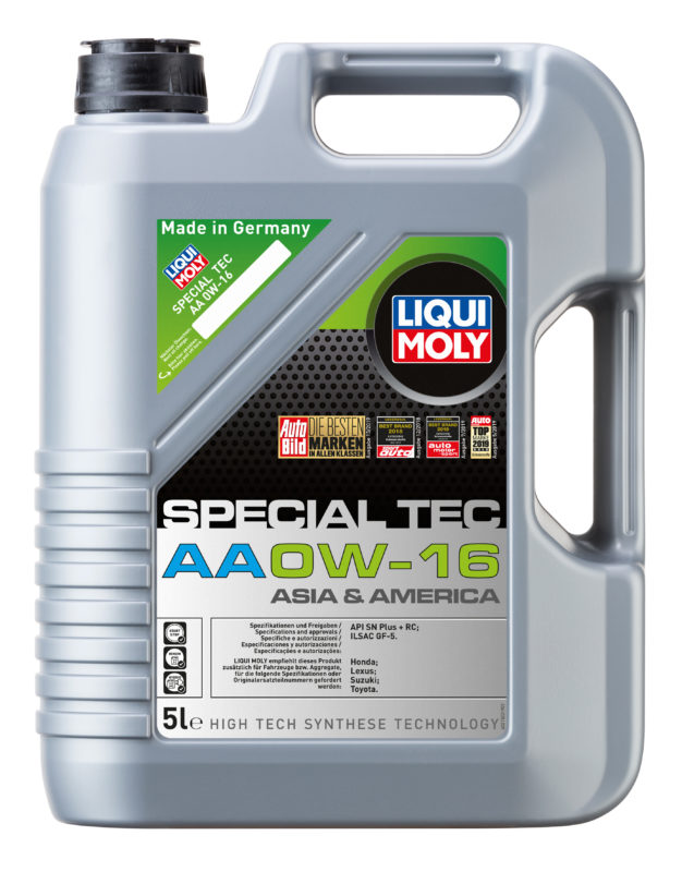 Liqui Moly launches 'lowest viscosity' motor oil