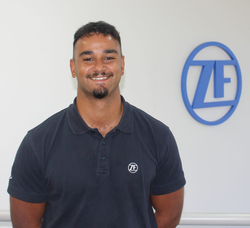 ZF appoints Acosta as sales engineer