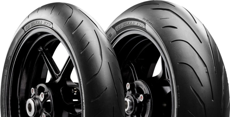 Avon Tyres' new hypersport & track tyres