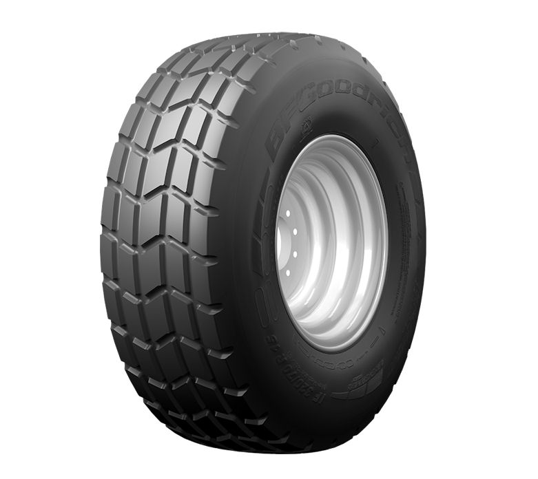 North America launch for BFGoodrich agricultural tyres