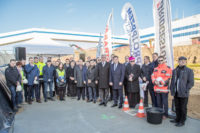 Bridgestone begins latest expansion at Polish car tyre plant