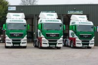 Goodyear signs two-year deal with H. Parkinson Haulage Ltd