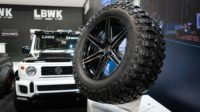 Cooper showcases 4×4 HP tyres with Liberty Walk Europe at Autosport