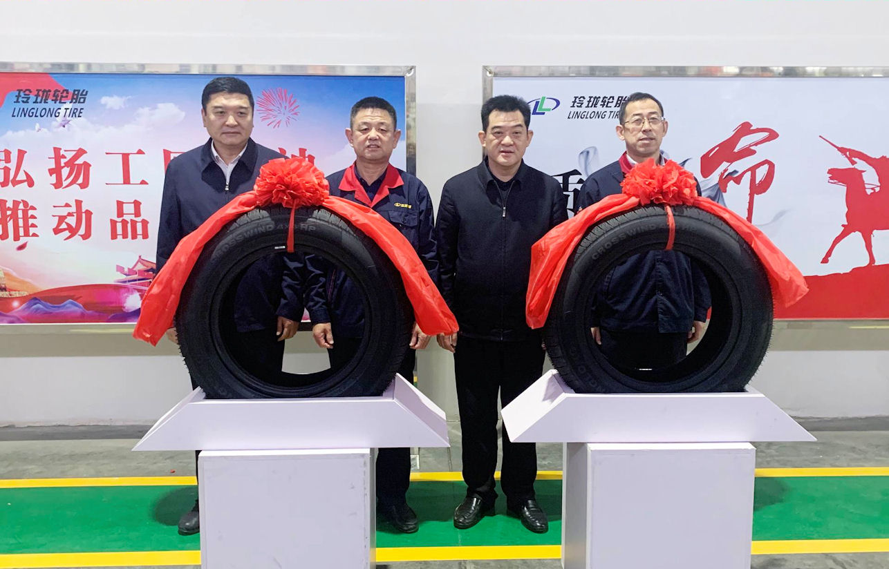 Chinese tyre import share rises above 50% in declining European market