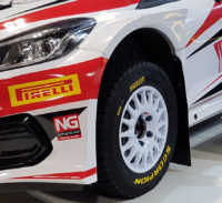 Pirelli to show off 2021 WRC tyre this weekend