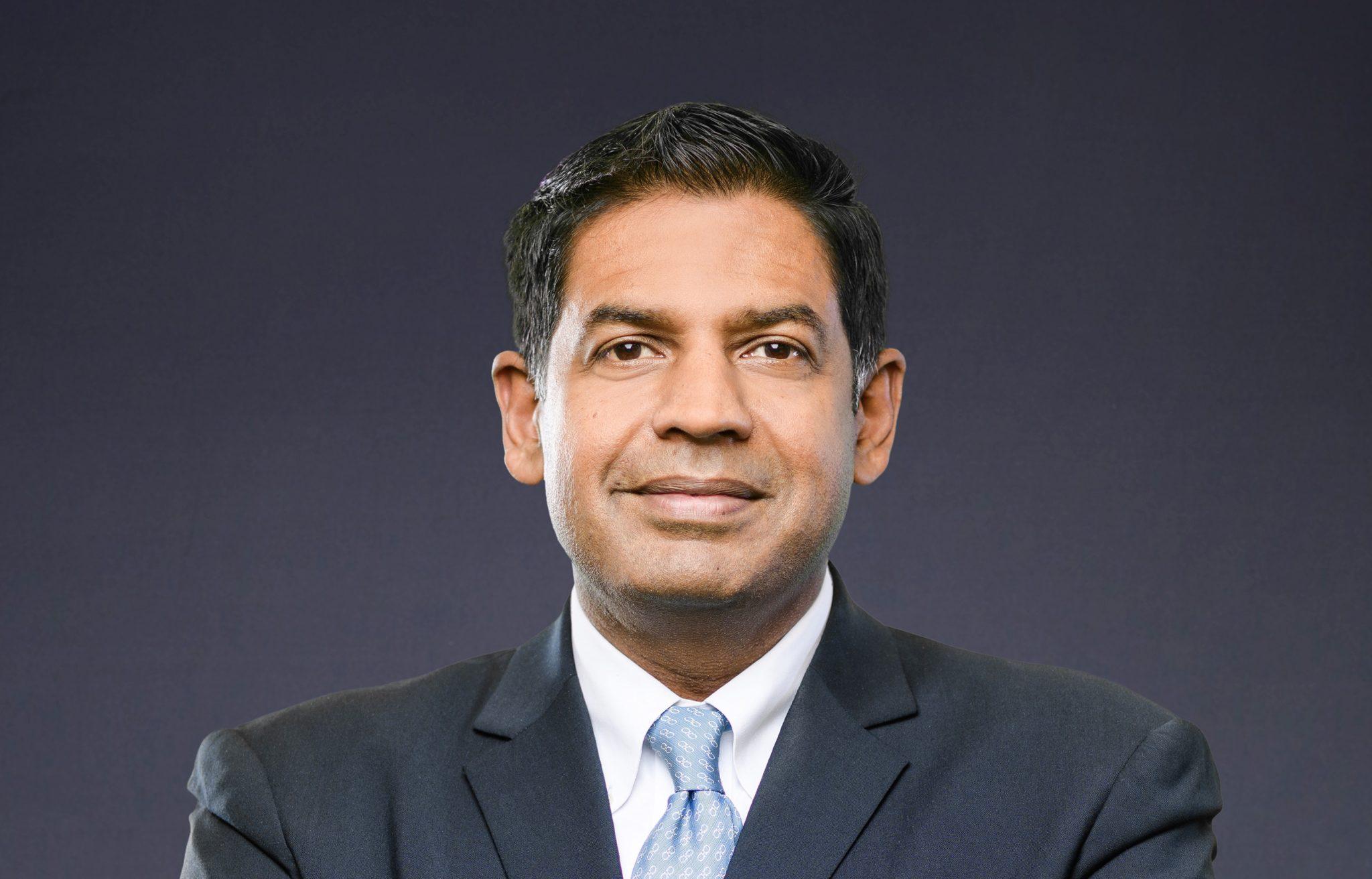 Chris Villavarayan COO