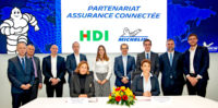 Michelin, HDI partner for fleet risk reduction