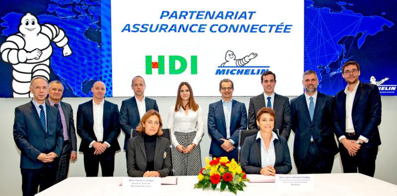 Michelin, HDI partner for fleet risk reduction