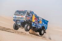 Kamaz-master wins at Dakar 2020 on standard Goodyear tyres