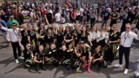Giti Tire all-female VLN, French drifting success cap 'busiest motorsport year'