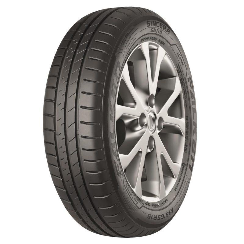 Falken's new A-rated Sincera SN110 tyre targets mass market cars