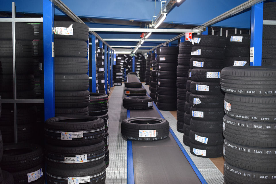 Cooper launches CS7 tyre range for