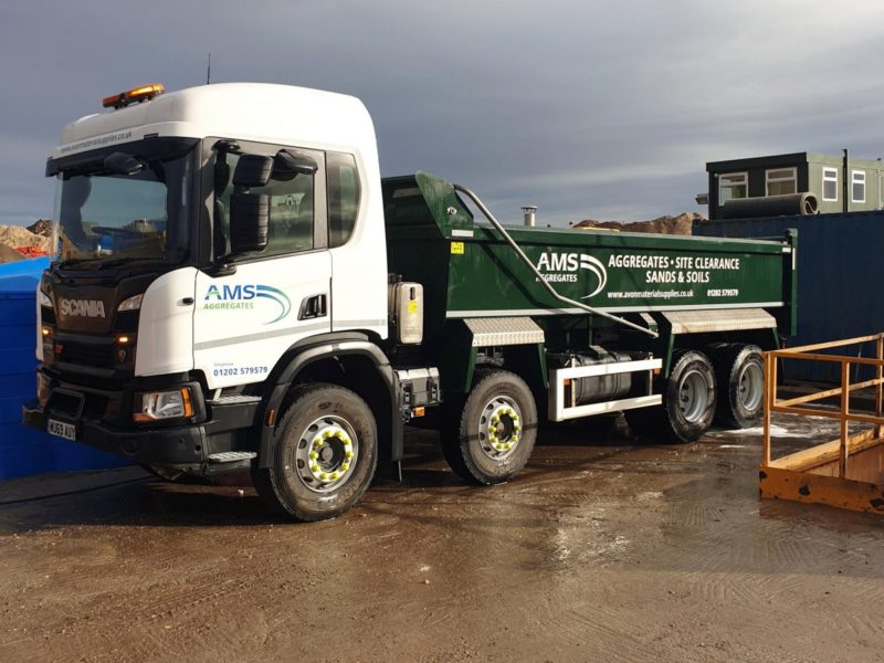 Wheely-Safe technology saves Avon Material Supplies from wheel loss incident