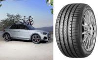 Falken tyres OE on Audi A1 citycarver