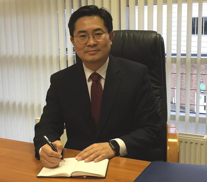 Kumho Tire appoints Keon Park its UK managing director