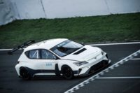 Goodyear tyre supplier to Pure ETCR all-electric touring car series