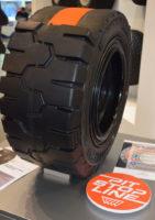 Trelleborg becomes Kion Group's preferred non-marking tyre supplier