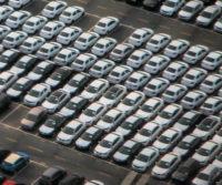 UK, European car registrations decline in January