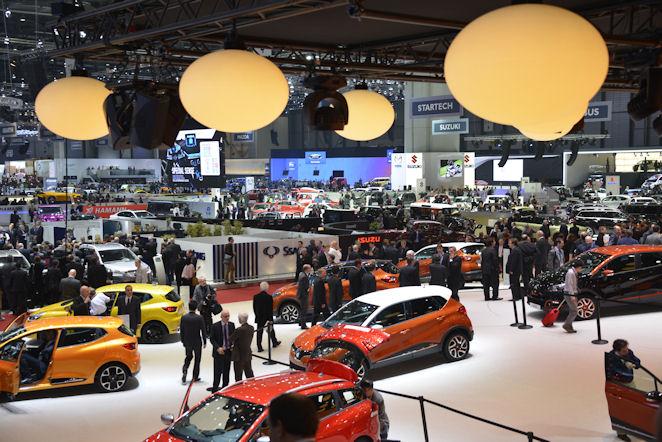 "Geneva Motor Show 2021 ""very uncertain"""