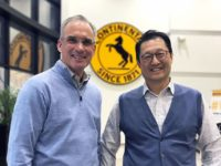 Robert Lee named president of Continental North America