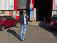 Safety is paramount – a garage view