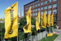 Continental stops production in some factories