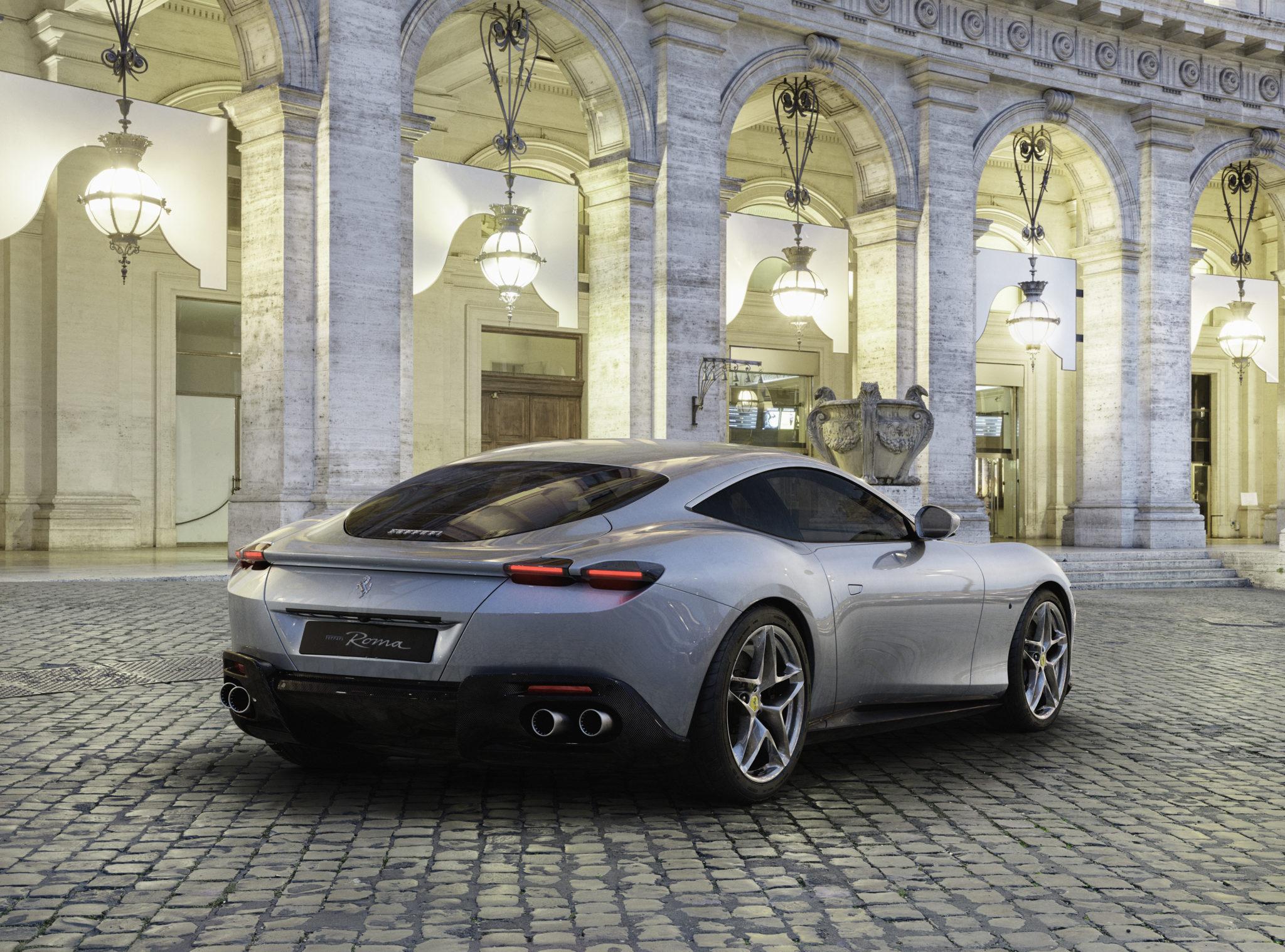 Ferrari Re-starting Production