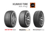 Kumho Tire lands third set of design awards in as many months