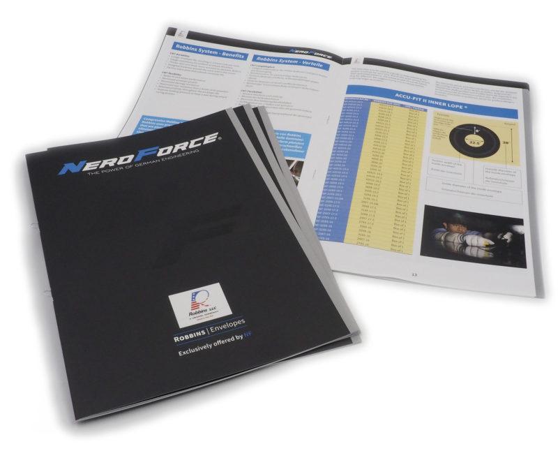 NeroForce the exclusive European distributor of Robbins curing envelopes