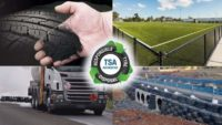 Tyre reuse & processing rate rising in Australia